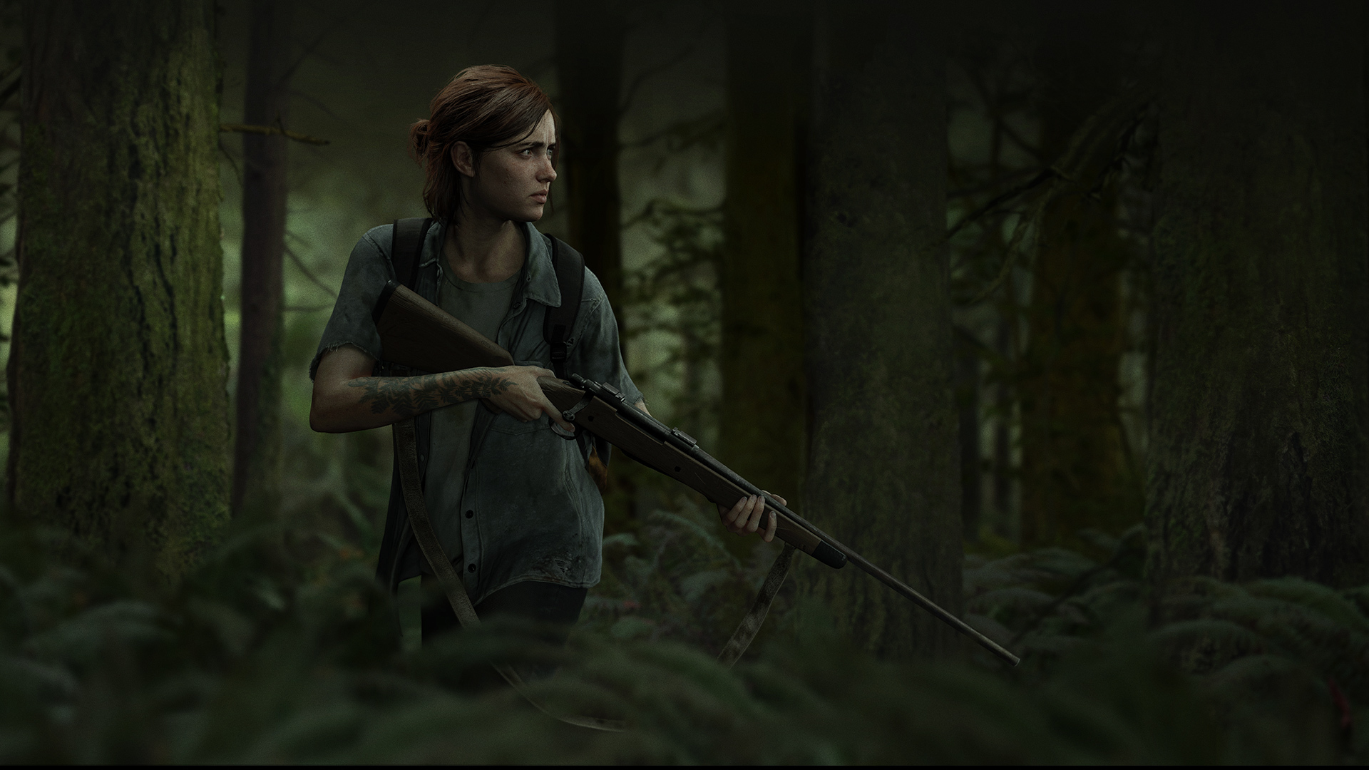 The Last Of Us Part 2 Ellie Wallpaper