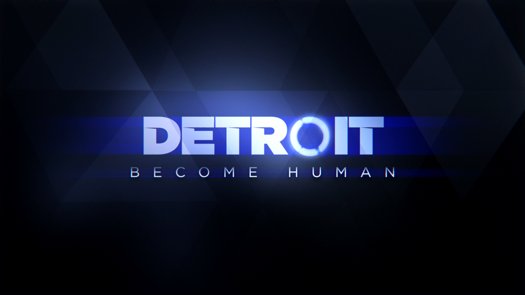 GAME BOOT SCREEN SERIES Detroit Become HumanTM
