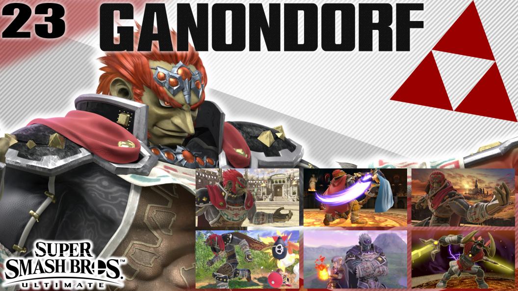 ssbu ganondorf – PS4Wallpapers.com