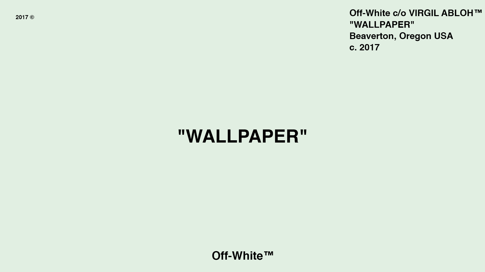 Off/White - PS4Wallpapers.com