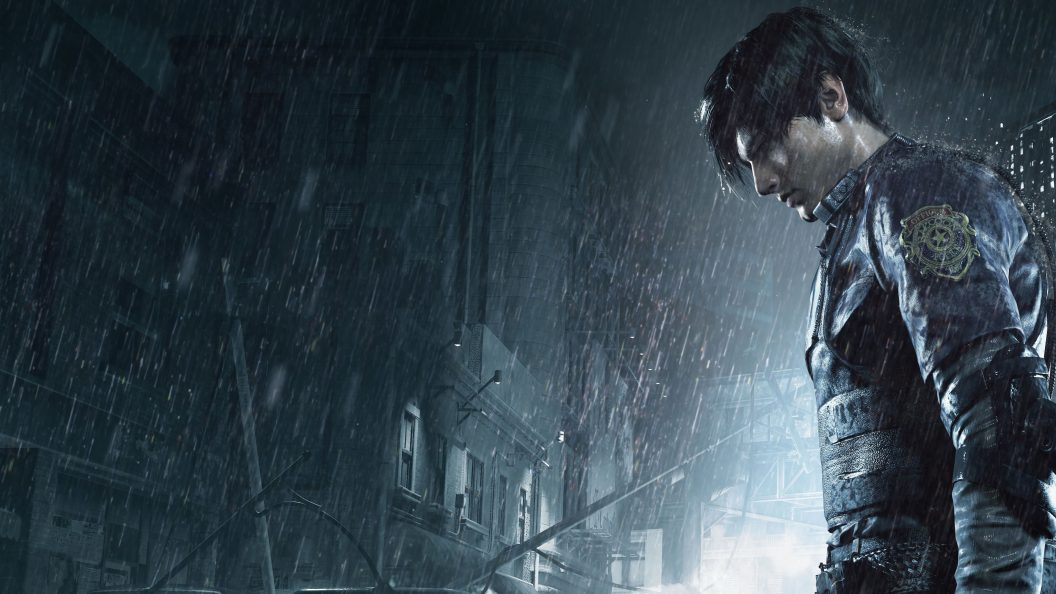 Resident Evil 2 Wallpaper: PS4Wallpapers.com