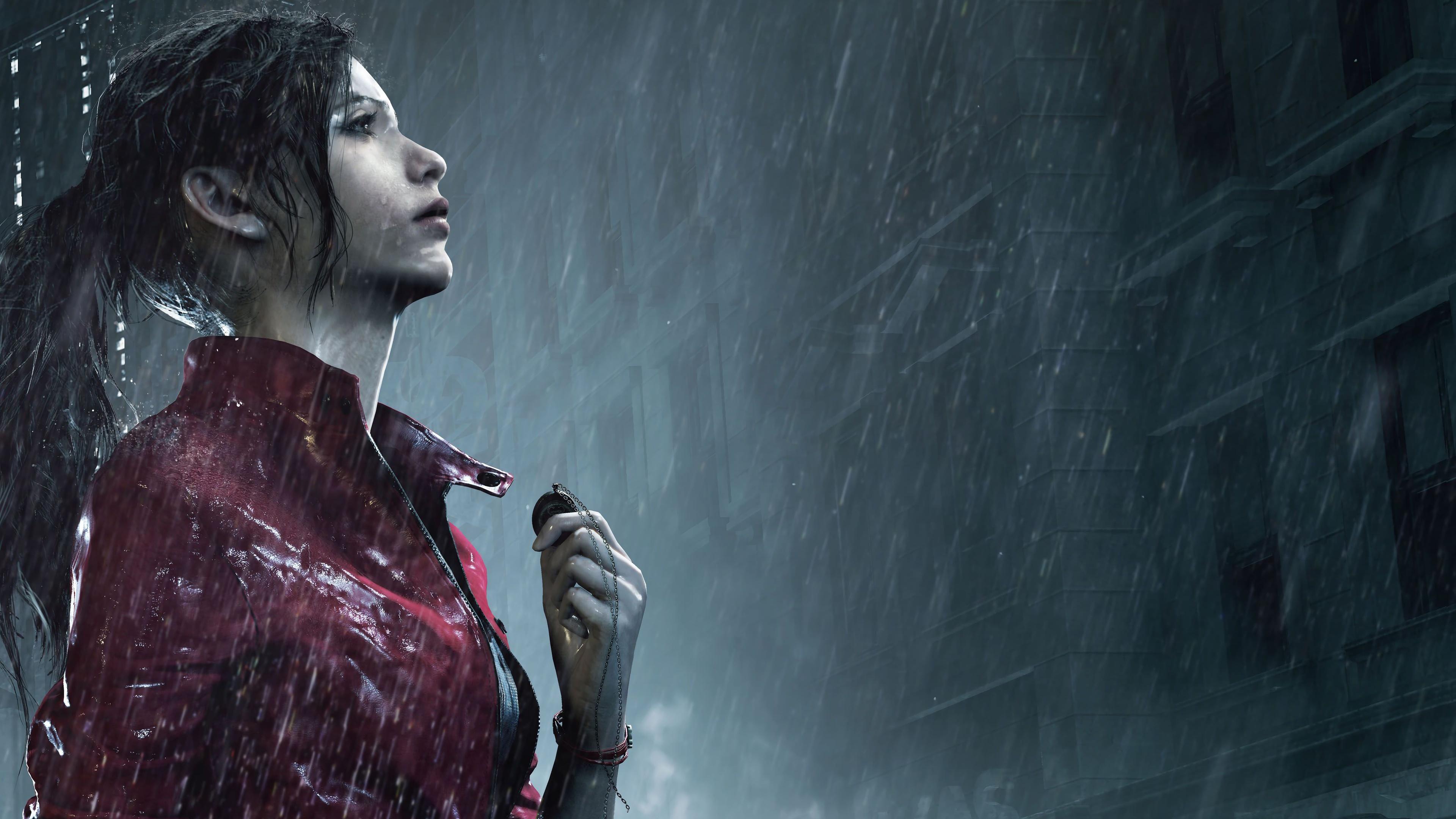 Resident Evil 2 Wallpaper: Resident Evil 2: Claire