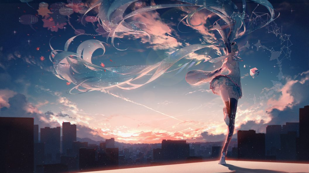 landscape anime wallpaper 2 - PS4Wallpapers.com