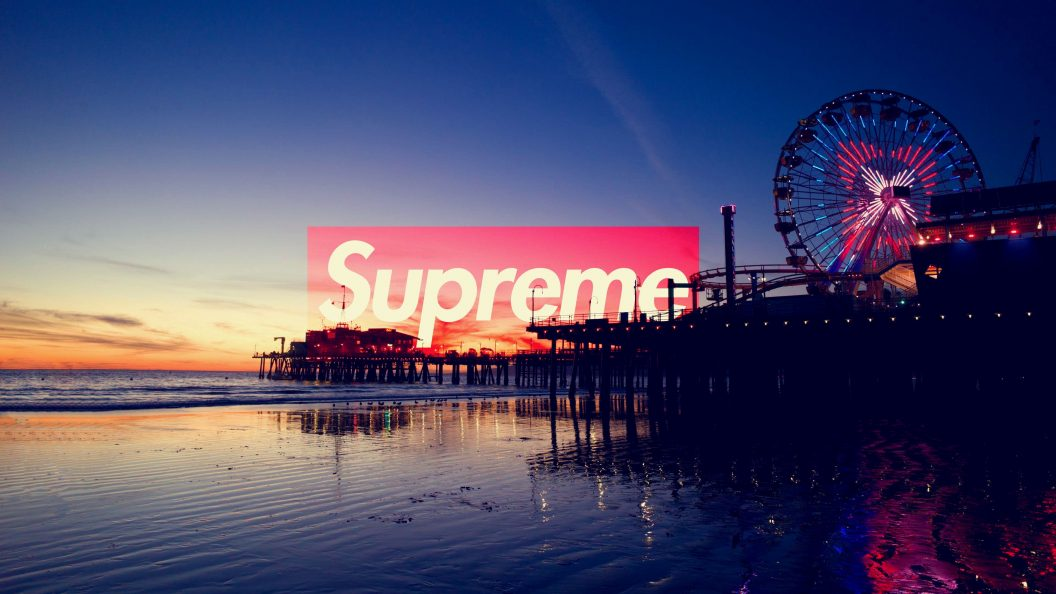 Supreme Los Angeles Ps4wallpapers Com