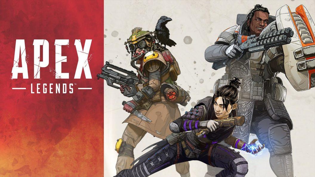 Apex Legends Full HD Wallpaper - PS4Wallpapers.com
