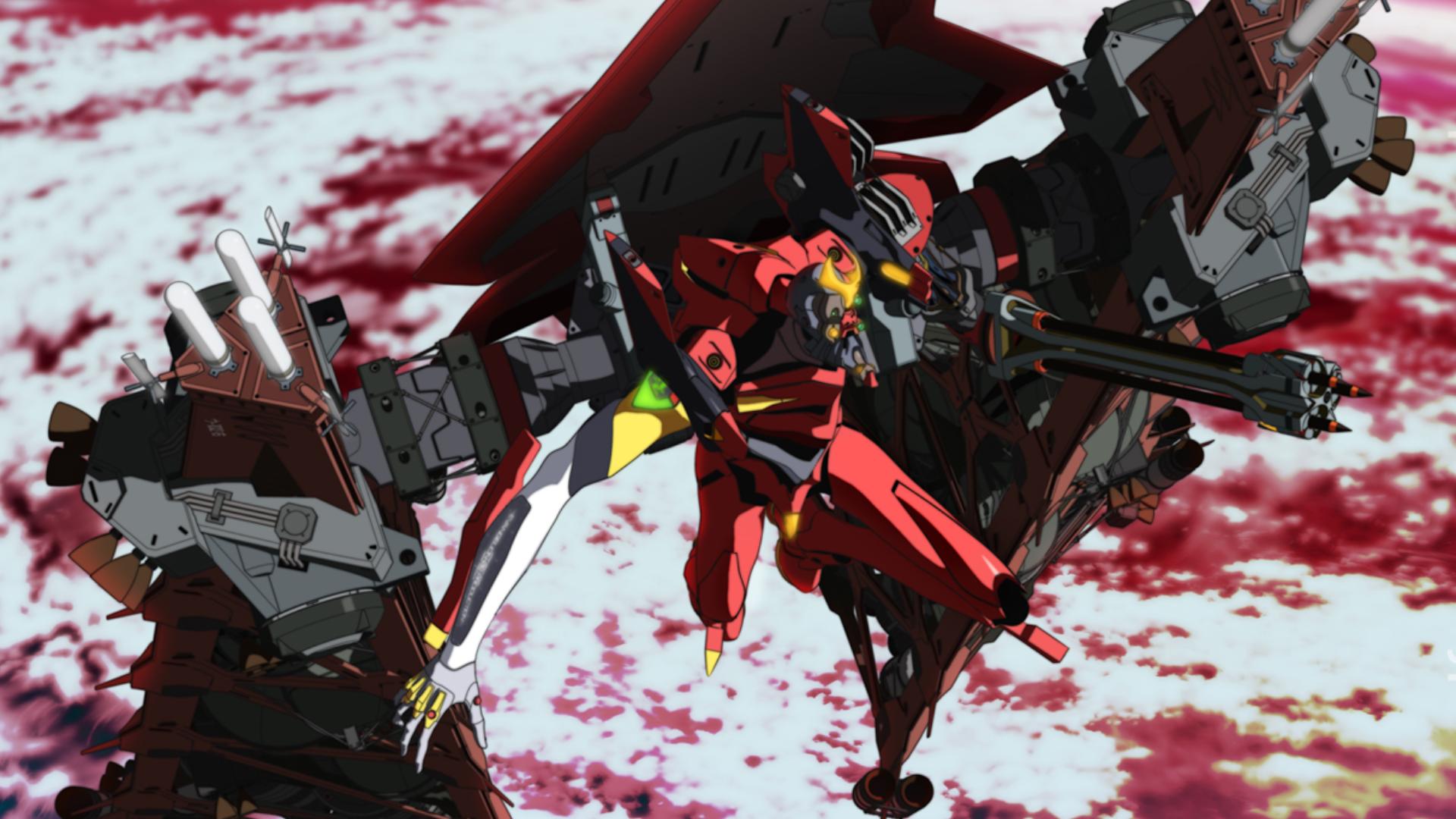 Eva - 02 (Evangelion : 3.0 You Can (Not) Redo ...