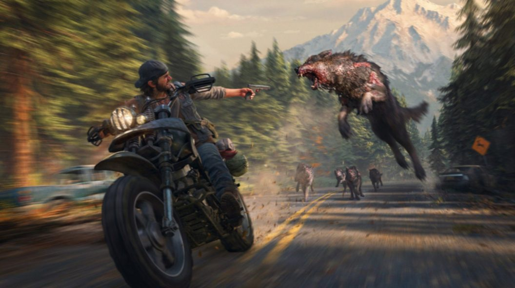 Days Gone Wallpaper Ps4wallpapers Com