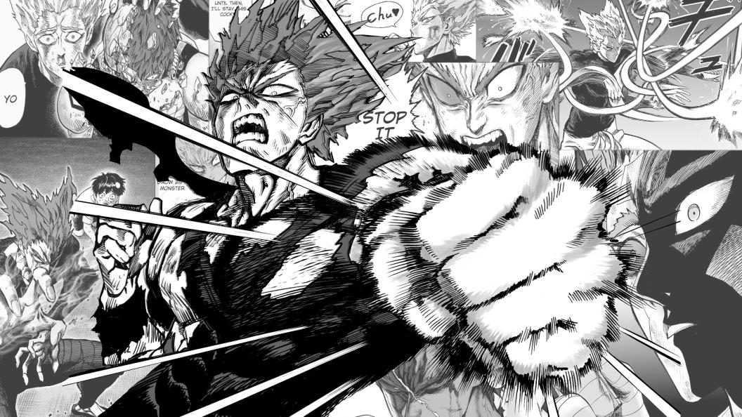 One Punch Man Garou 3 Ps4wallpaperscom
