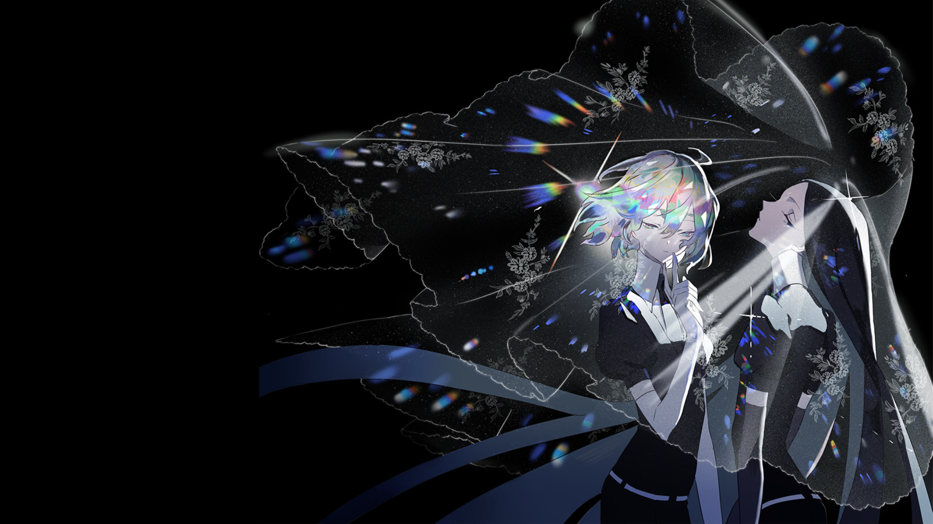 Land Of The Lustrous Bort Diamond 2 Ps4wallpapers Com