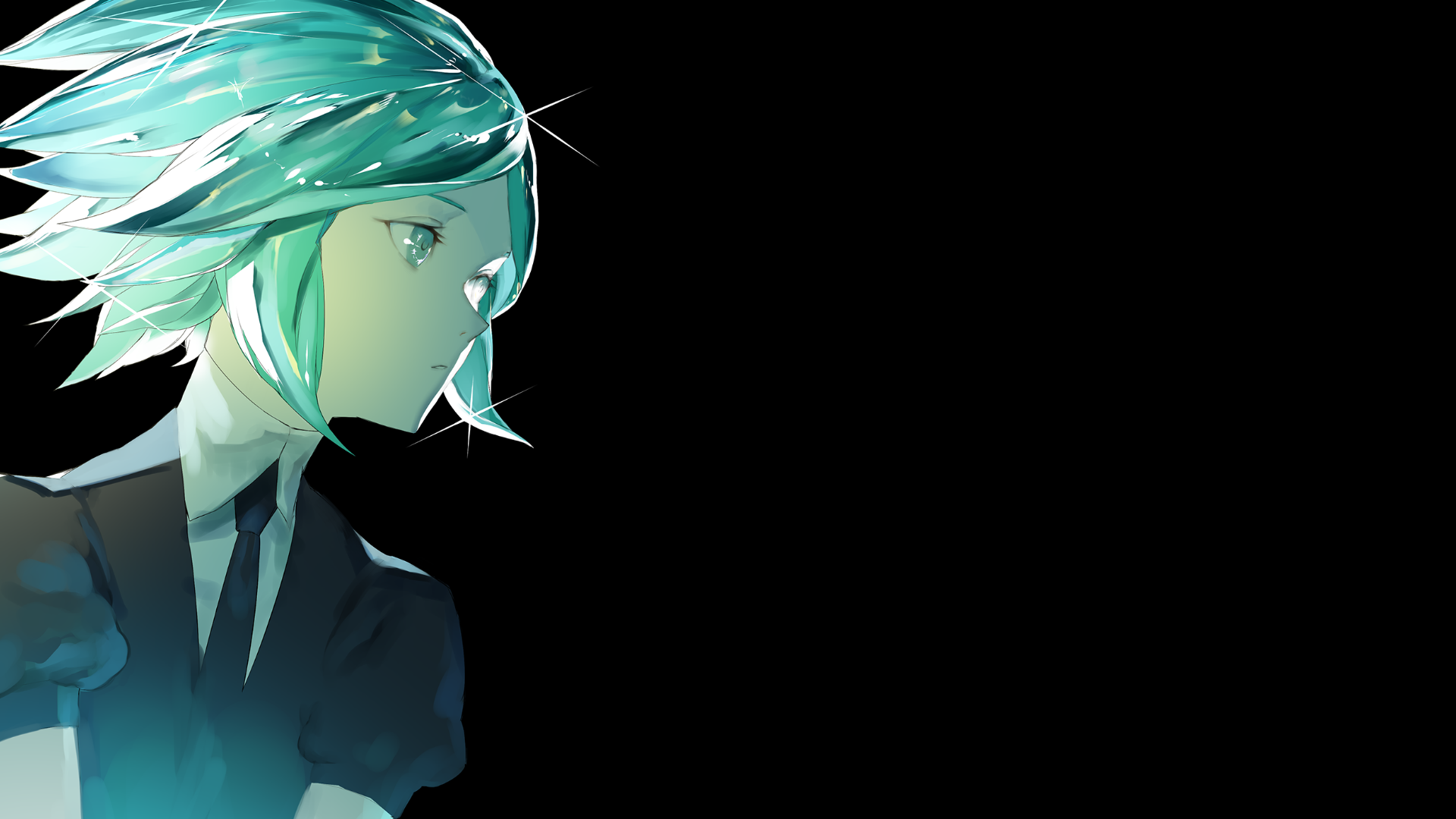 Land Of The Lustrous Phosphophyllite 7 Ps4wallpapers Com