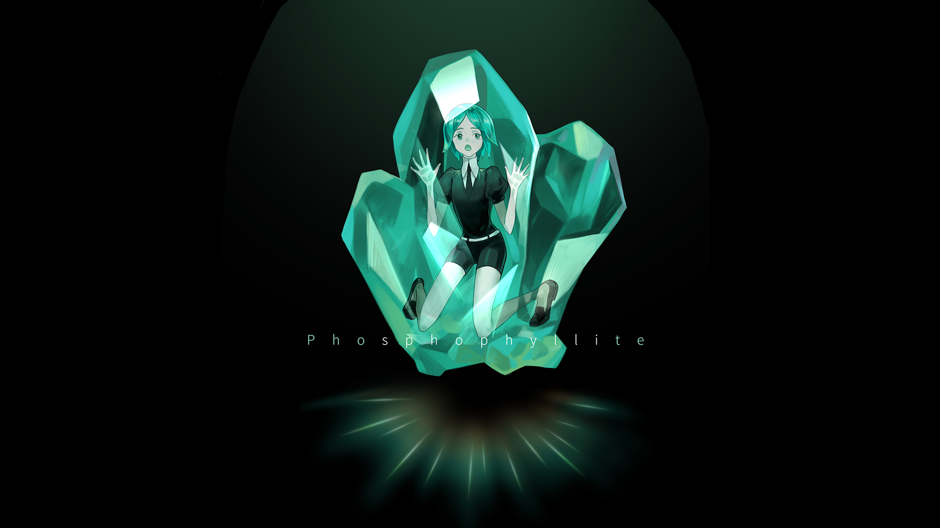 Land Of The Lustrous Phosphophyllite 11 Ps4wallpapers Com