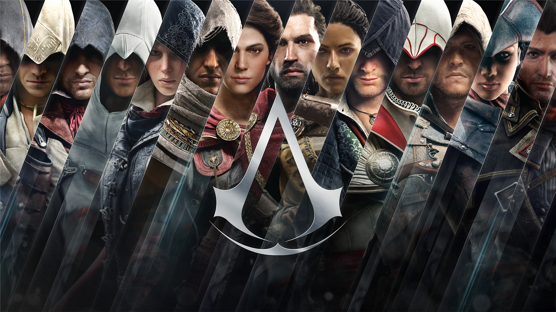 Assassin S Creed Legacy Ps4wallpapers Com