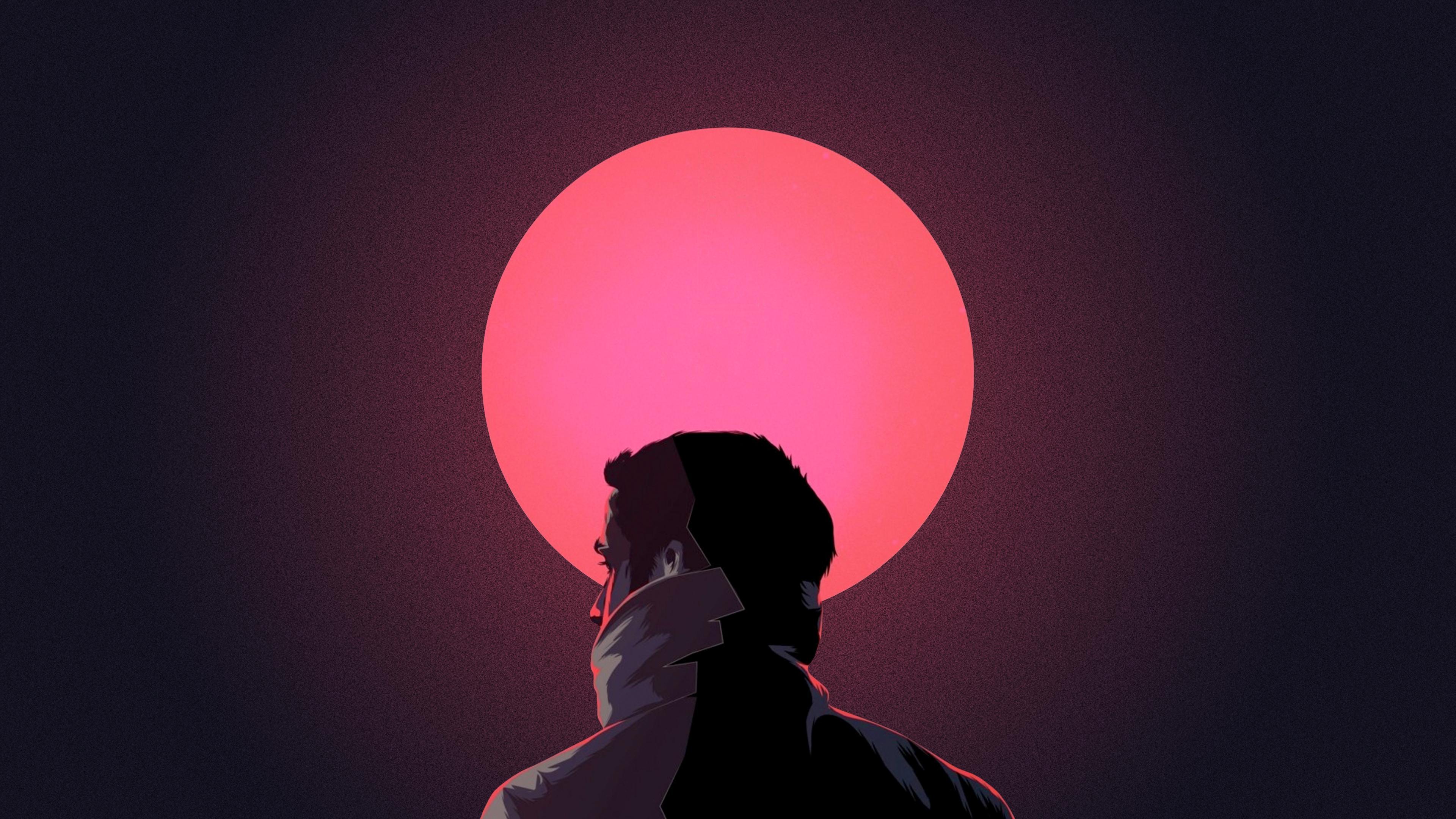 Blade Runner 2049 4k Ps4wallpapers Com