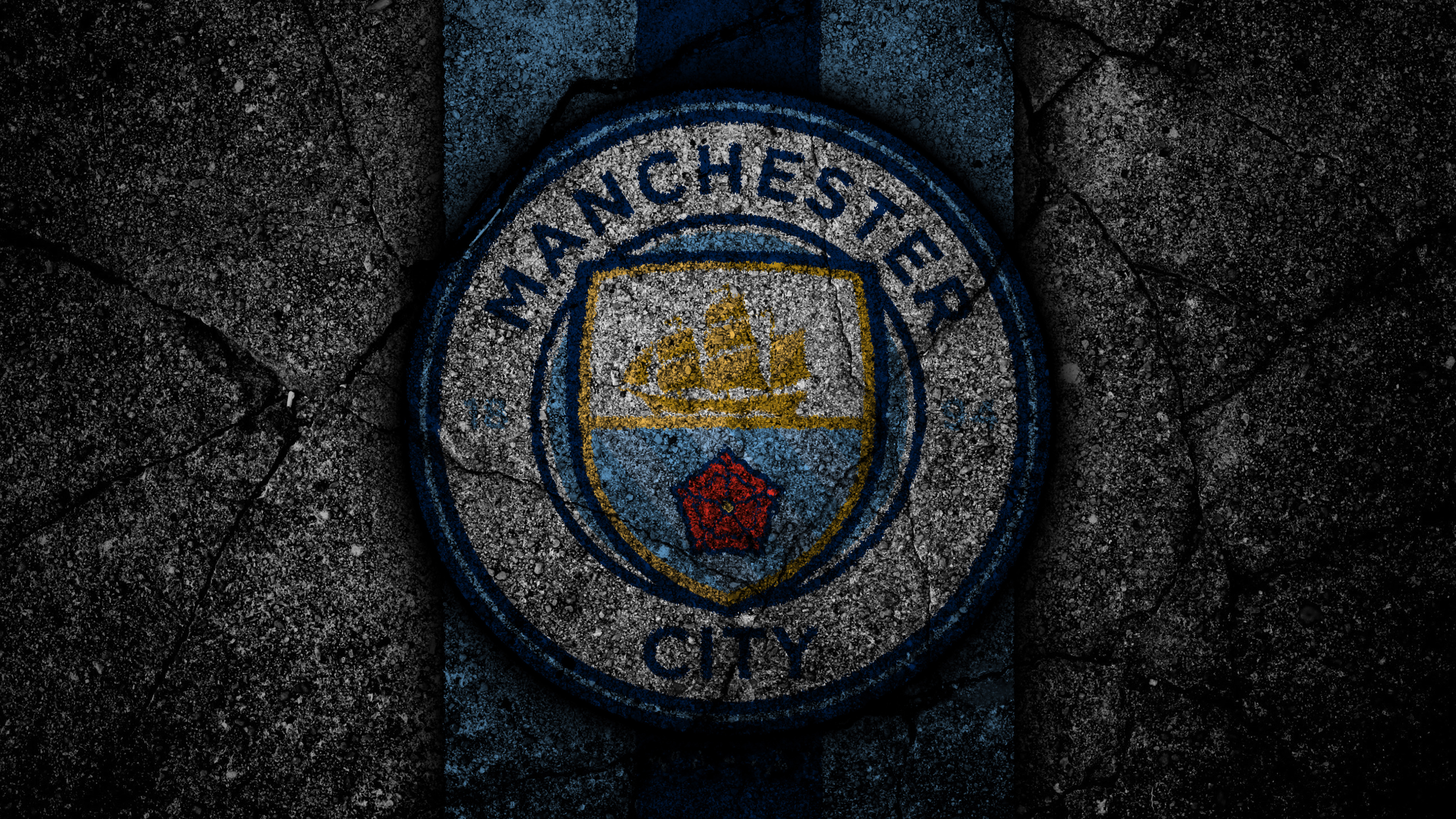 Manchester City Ps4wallpapers Com