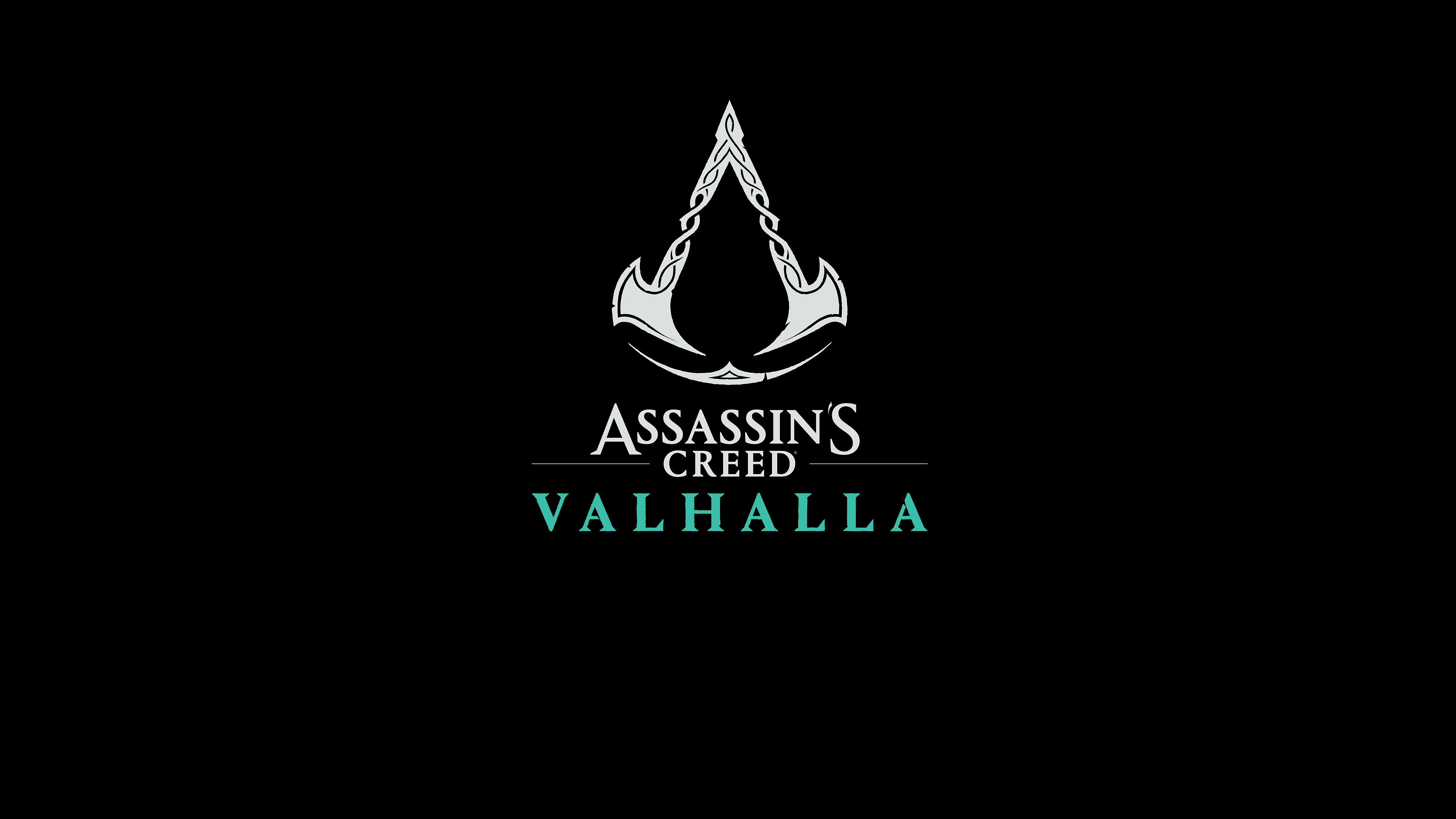 assassins creed valhalla female wallpaper 4k