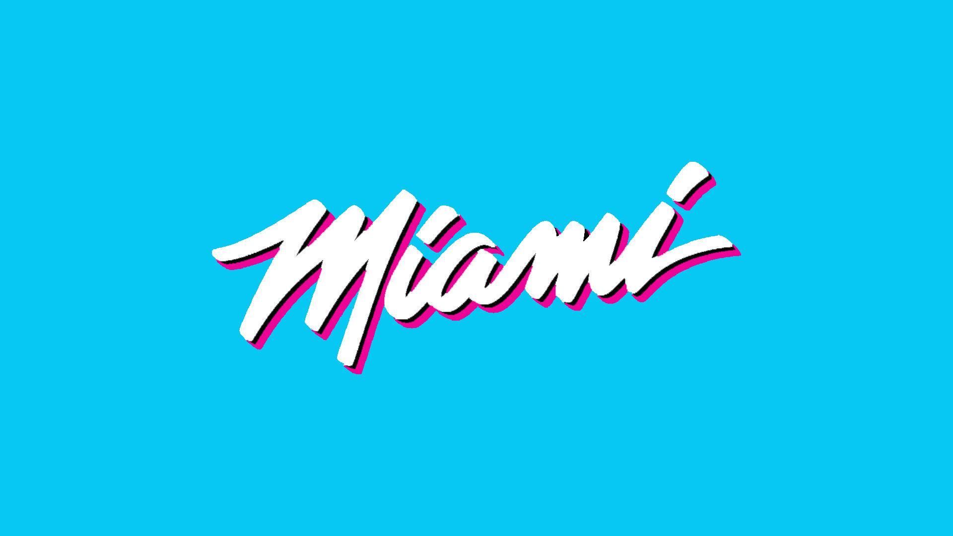 Miami Heat Vice - PS4Wallpapers.com
